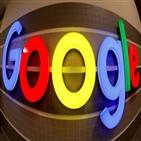 구글,반독점,법무부,조사,제기