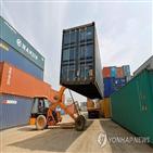 수출,한국,기록