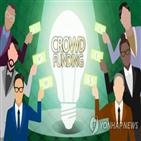 크라우드펀딩,대상,발행,개정안,규정
