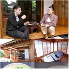 마크,이영자,한옥,라면,문화,한국,스토