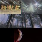 모습,숲속,영상,데뷔