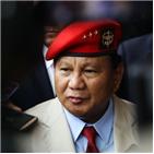 장관,인도네시아,국방장관,전투기,회담,미국