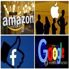 구글,로비,공룡,페이스북,자금