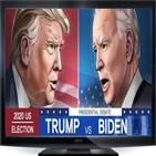 후보,트럼프,바이든,여론조사,대통령,대선,클린턴