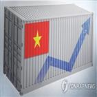 베트남,올해,작년,증가