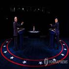 토론,대통령,트럼프,후보,바이든,대선,평가,음소거,칼럼니스트