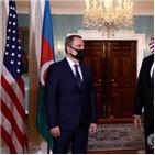 아르메니아,아제르바이잔,카라바흐,나고르노,외무장관,회담,휴전