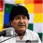 모랄레스,볼리비아,대통령,대선,정부