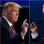 여론조사,트럼프,미국,대선,후보