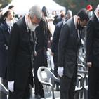 대통령,박정희,추도식,김종인