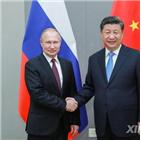 중국,러시아,푸틴,대통령,미국,군사동맹,교수