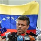 베네수엘라,로페스,스페인,마두로