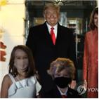 백악관,어린이,트럼프,코로나19