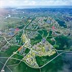 중흥건설,브레인시티,국내,지역,신대배후단지,최대,산업단지,택지개발사업,조성