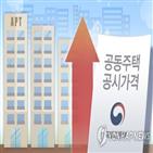 부동산,현실화율,공시가격,공동주택,단독주택