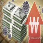 환율,달러,미국,코로나19