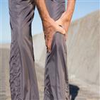 자형,휜다리,다리,무릎관절,안쪽,단풍놀이