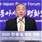 한국,중국,미국,북한,입장,종전선언