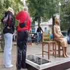 소녀상,철거,일본,베를린