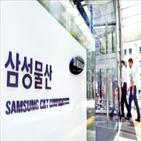 삼성물산,회사