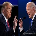 트럼프,바이든,지지율,응답자,유권자