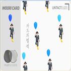카드,대면,신청