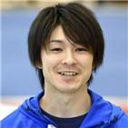일본,선수,코로나19,검사,국제대회,우치무라,대표