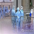 병원,환자,코로나19,최근,상황,수용력,한계