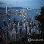 홍콩,전분기