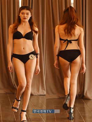 [포토]중국 모델 Sun Jia Ni, 숨막히는 뒤태
