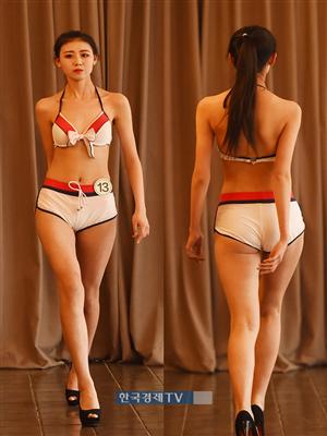 [포토]중국 모델 Zhao Shu Han, 숨막히는 뒤태