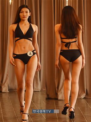 [포토]중국 모델 Li Yue, 숨막히는 뒤태