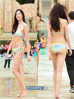 [포토]미스코리아 진 김수진, 숨막히는 뒤태