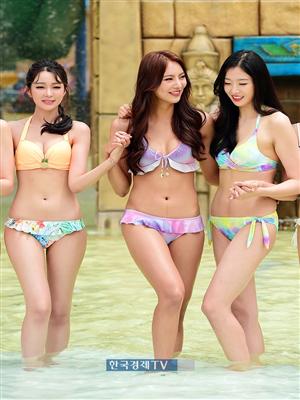 [포토]미스코리아 이윤지-송수현-김수진, 미모 대결... 123123222
