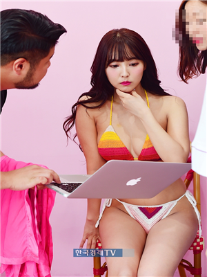 [포토]`허니팝콘` 미카미 유아 `맥북에어 안 사요`