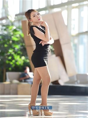 [포토]미스맥심 김지예, 빛나는 꿀벅지