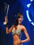[포토]신성아 `머슬마니아 세계대회, 비키니 5위 했어요!`