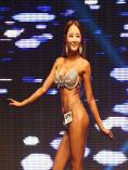 [포토]`머슬마니아 세계대회` 김시아, 완벽한 대문자 S라인