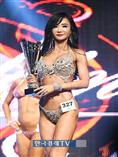 [포토]추민수 `머슬마니아 세계대회, 미즈비키니 마스터즈 3위 했어요!`