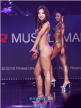 [포토]머슬마니아 커머셜모델 그랑프리 김근혜, 섹시한 엉벅지