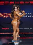 [포토]머슬마니아 스포츠모델 쇼트 1위 류세비, 섹시한 엉벅지