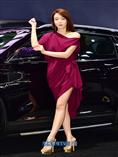 [포토]부산모터쇼 레이싱모델 김보람, 여신 자태