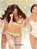 [포토]미스코리아 김수진-서예진, 즐거운 물놀이