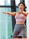 [포토]김나현, 앞으로 나란히...???