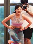 [포토]김나현, 저 동작 진짜 힘든데...