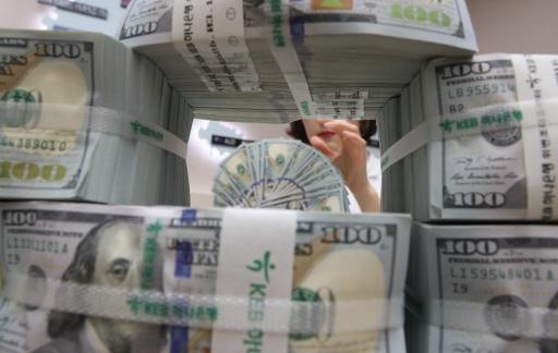 11월 외환보유고 `사상 최대`…4,074.6억달러