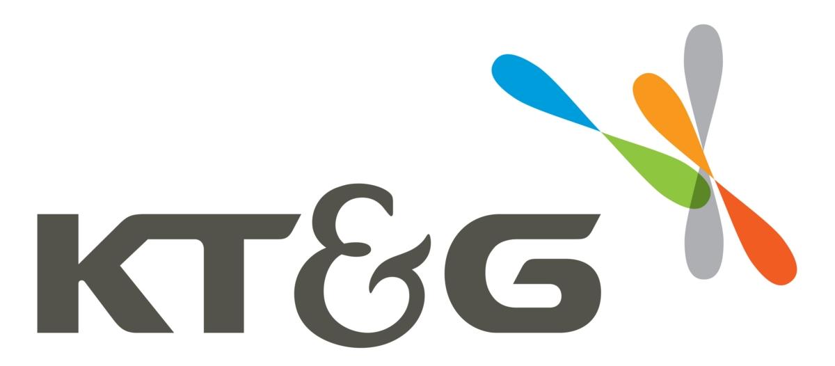 KT&G 로고