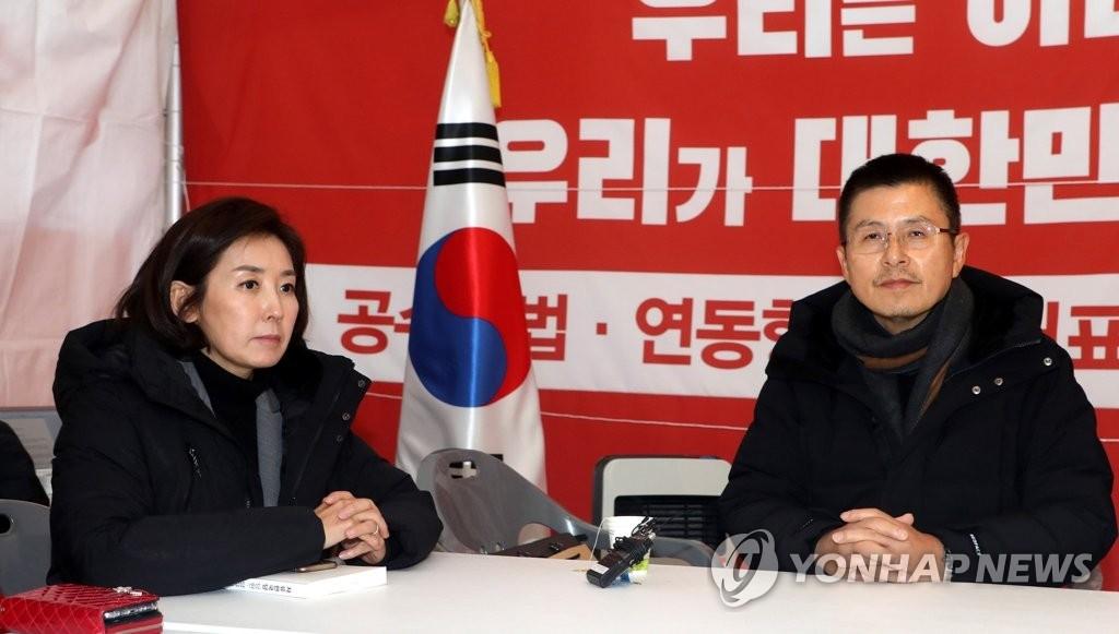 나경원 떠난 한국당 `장수`...강석호·유기준·심재철 3파전 전망