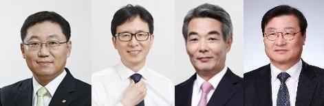 금융투자협회장 선거 나재철·서재익·신성호·정기승 출마