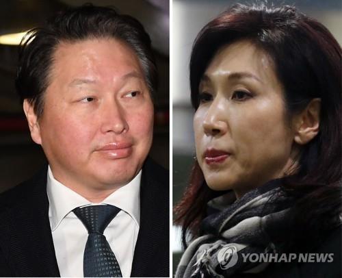"""`1조원` 이혼 맞소송 노소영 """"남편이 원하는 `행복` 찾길"""""""
